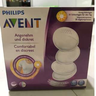 Philips avent disposable bra pads
