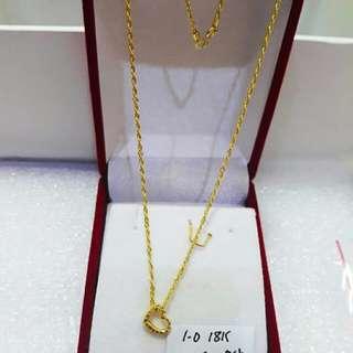 18k/21k Saudi Gold
