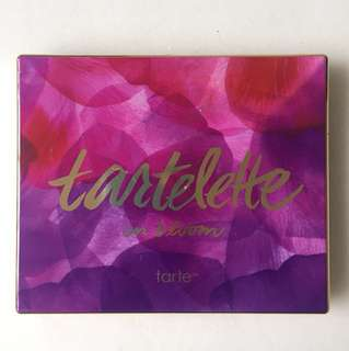 Tarte Tartelette In Bloom Palette (AUTHENTIC COMES WITH BOX)