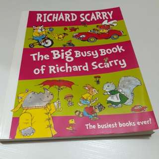 The Big Busybook of Richard Scarry