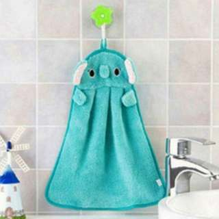 Cartoon Hand Towel