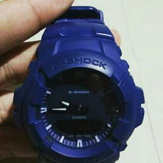 G-Shock Navy Blue -Original and Imported