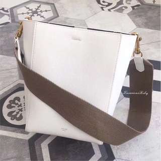 Celine Seau Sangle Mini