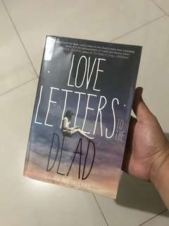BOOK: Love Letters to the Dead