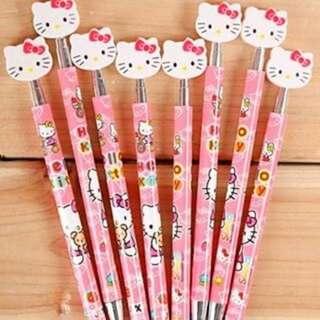 5ribu pena hello kitty bolpoin pen