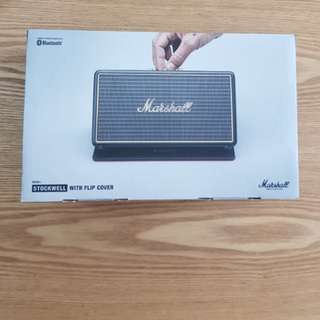 Marshall Stockwell Wireless Speaker