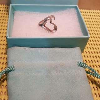 TIFFANY & Co.925純銀戒指