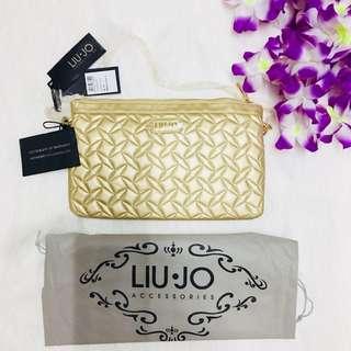 Liu•Jo Party Bag in Gold