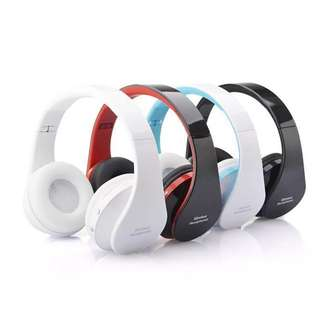 (原價399)無線頭戴式藍牙耳機 (original price $399) wireless headphone