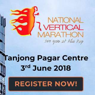 [SHARING] NATIONAL VERTICAL MARATHON 2018