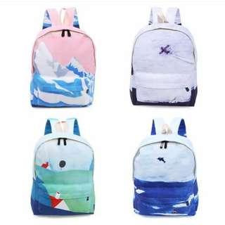 Backpack impor kode003