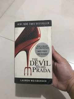BOOK: The Devil Wears Prada