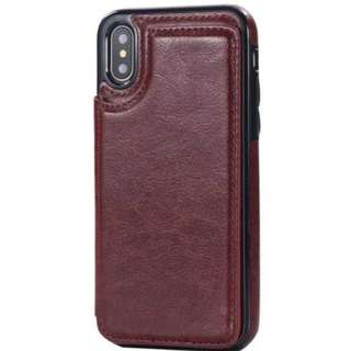 PU Leather stand phone case buckle flip Iphone 6/6's