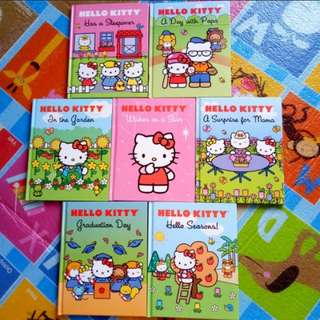 (BNEW) Hello Kitty Storybooks