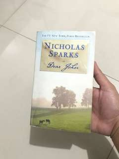 BOOK: Dear John by Nicholas Sparks