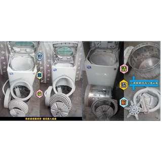 直立式洗衣機送廠清潔服務