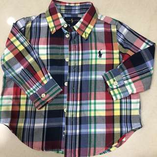Authentic Ralph Lauren Shirts