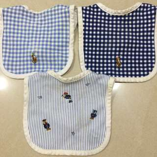 Authentic Ralph Lauren Bib- ALL for RM60 included postage