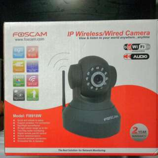 FOSCAM Wireless/Wired Camera