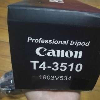 CANON T4-3510 PROFESSIONAL TRIPOD