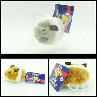 Mainan kucing bentuk hamster