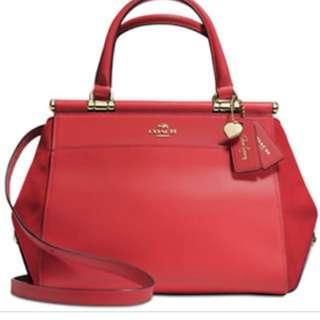 Coach Bag limited edition selena gomez grace bag
