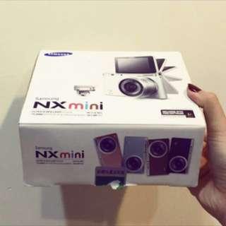 (降價!!)🎉SAMSUNG數位相機NX mini