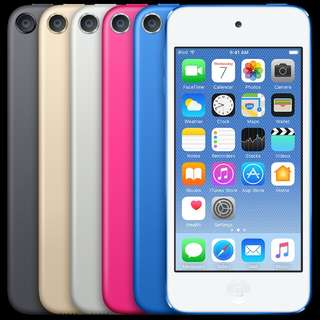 Looking for iPod touch (6th gen)