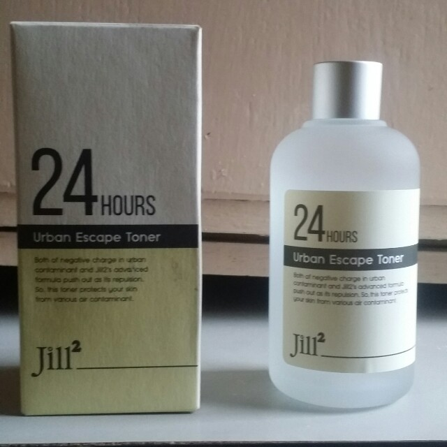 24 hours urban escape toner