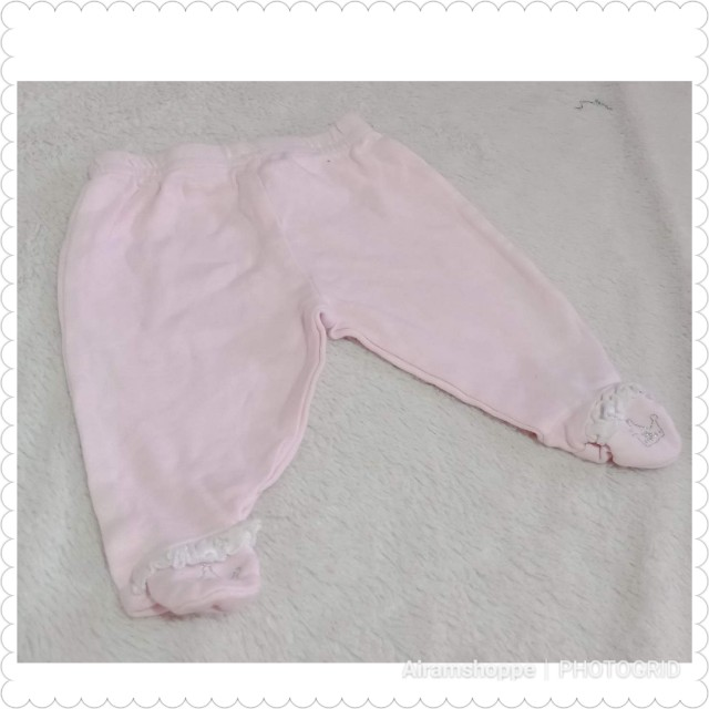 2 Bottoms for 80 only (0-3 months)