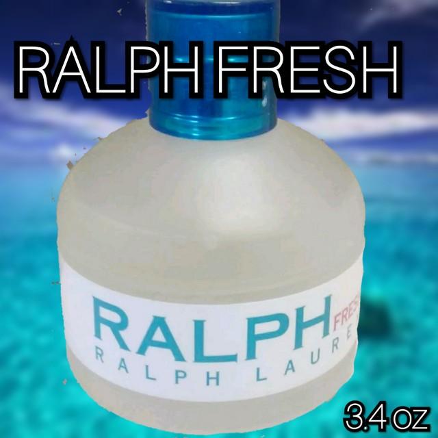 3.4 oz Ralph Fresh by Ralph Lauren 80%+ full