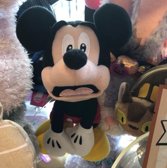 日本迪士尼驚嚇米奇