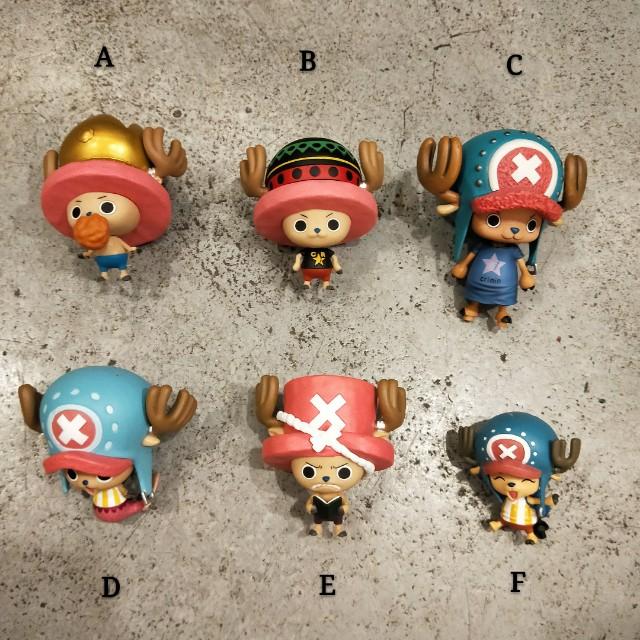 日本 海賊王 one piece 喬巴 玩具 擺飾 限量 絕版 公仔 收藏 魯夫 可愛
