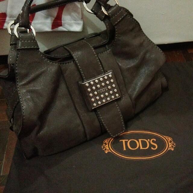 🆕 Authentic Tods Handbag