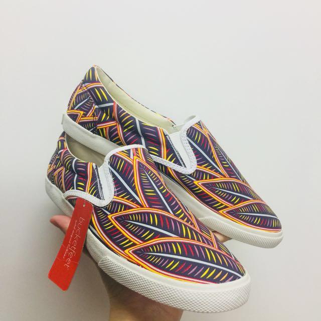 清鞋櫃 bucketfeet 大尺碼女鞋 25.5cm 25cm