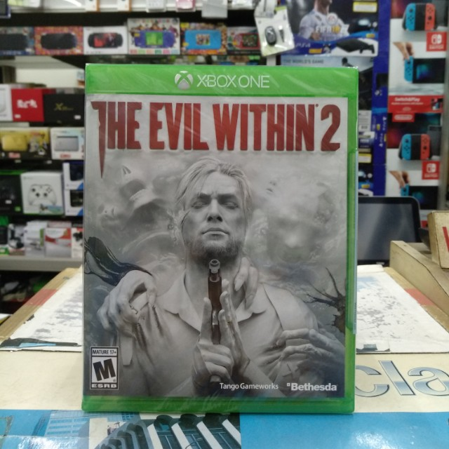 🆕 Xbox One The Evil Within 2