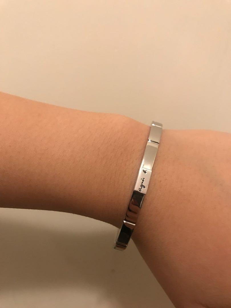 Agnes b woman's bracelet