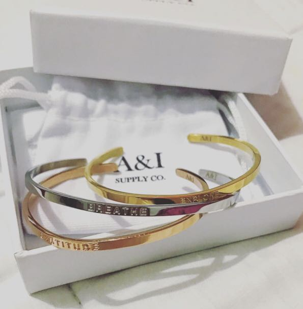 A&I hypoallergenic bands