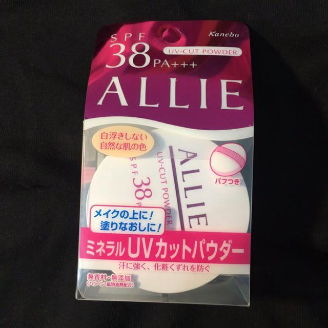 Allie 防曬礦物蜜粉