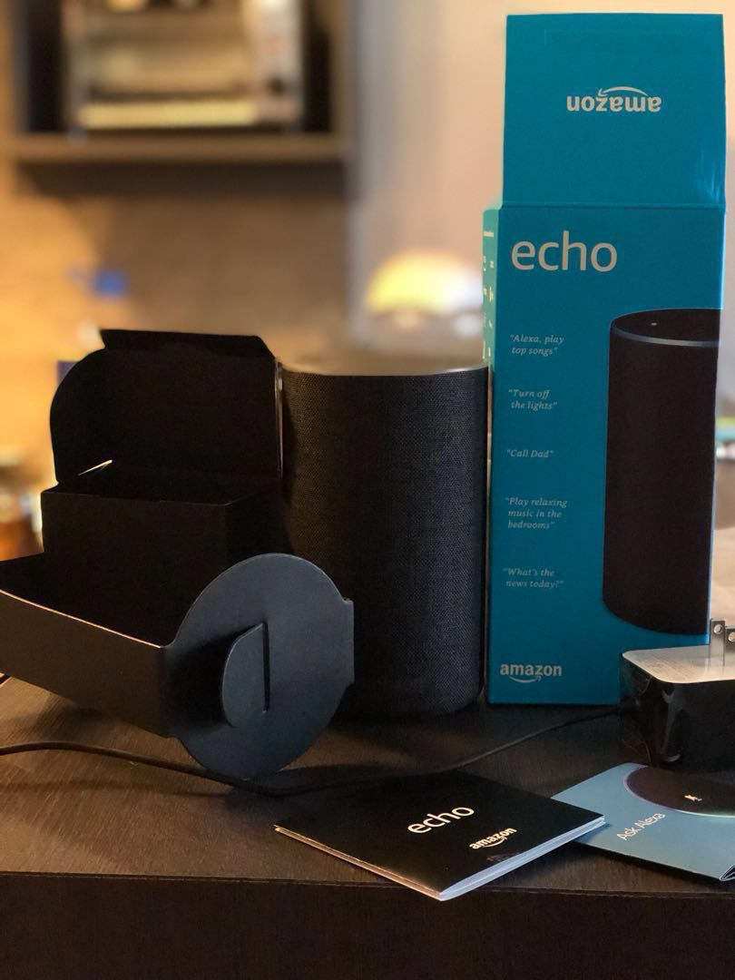 Amazon Alexa Echo (2nd gen)
