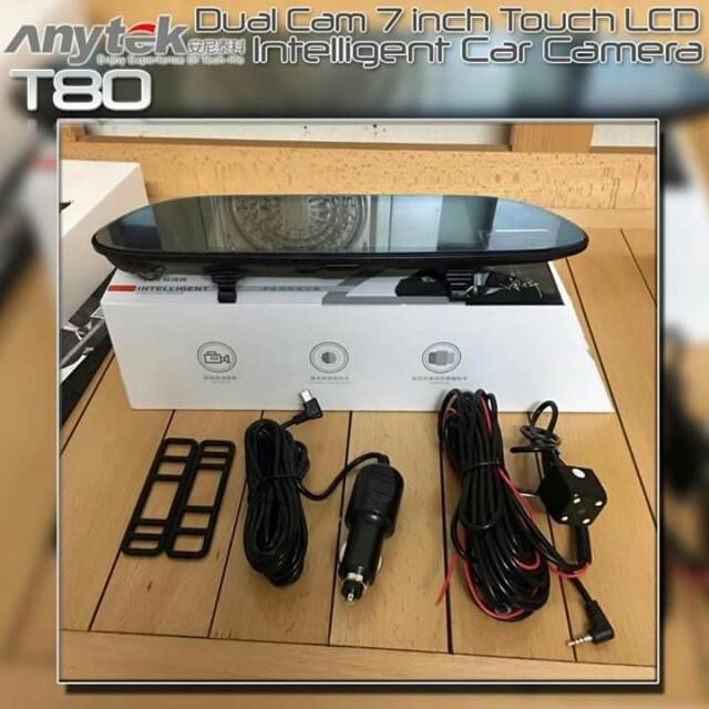 Anytek T80 Dash Cam