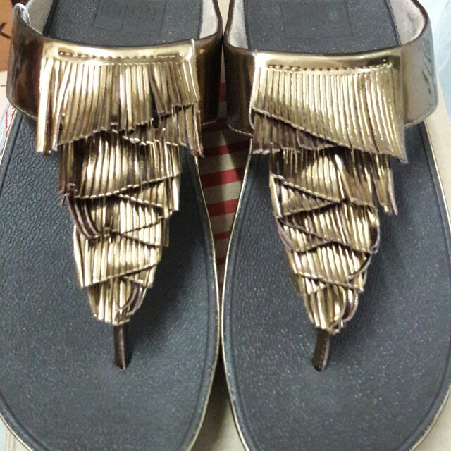 Authentic Fitflop ChaCha Fringe