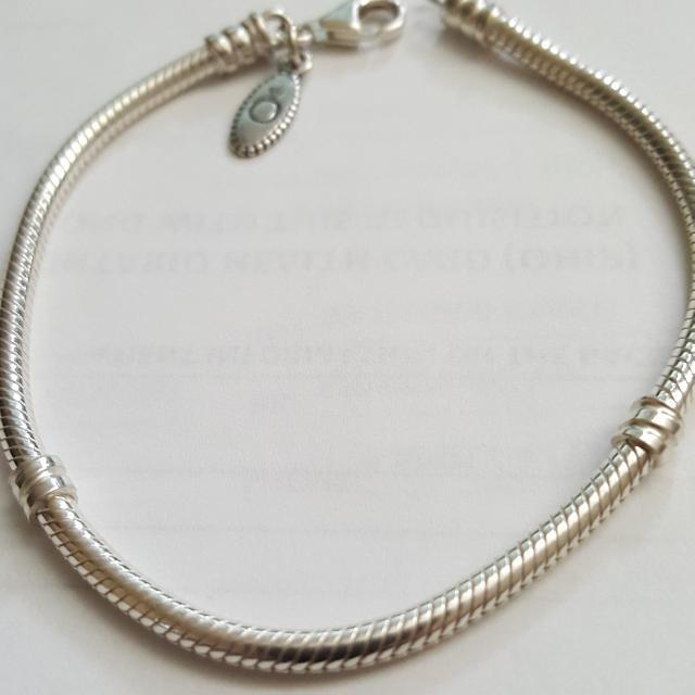 Authentic Pandora bracelet 925s ale