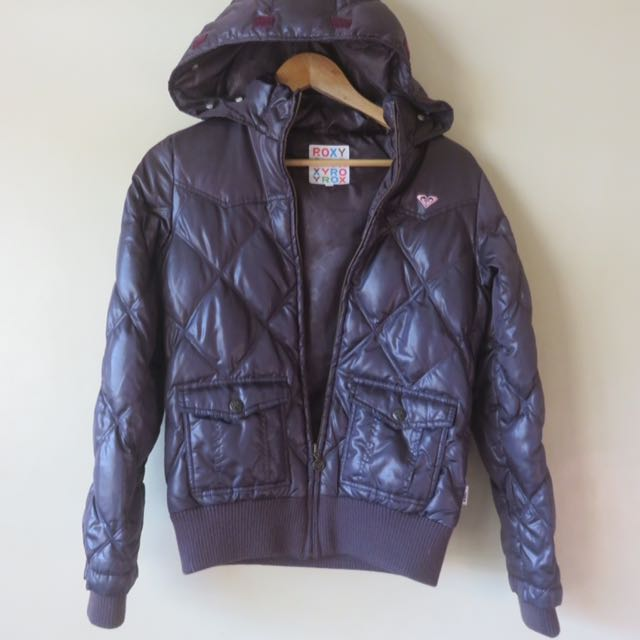 Authentic ROXY puffer Jacket