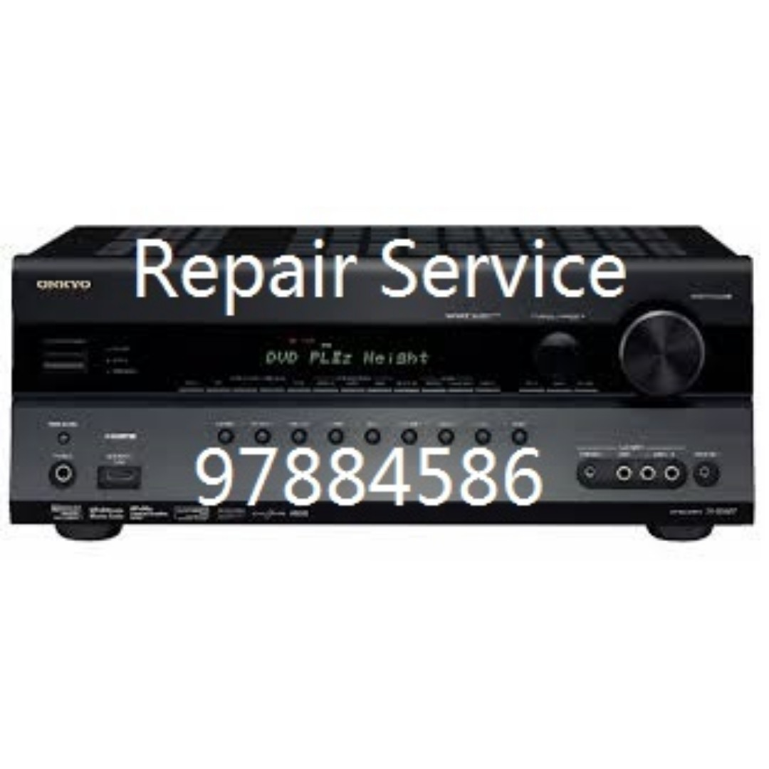 AV Receiver Repair Service 97884586, Lifestyle Services