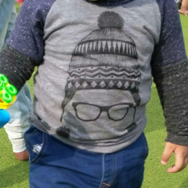 Baju Anak 2-3 Thn