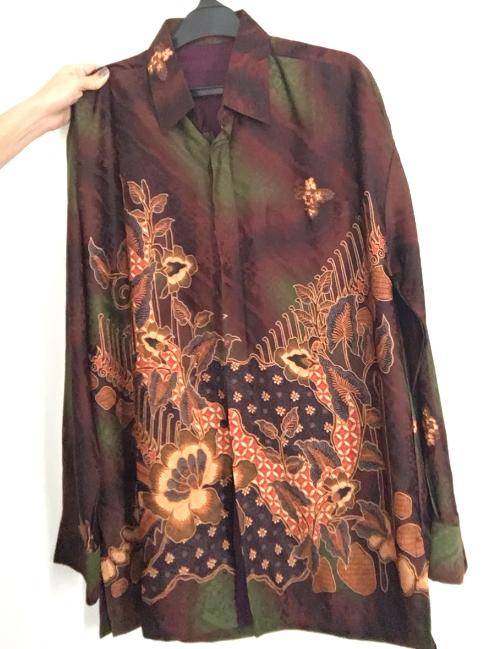 Batik Kurnia Premium ada furing