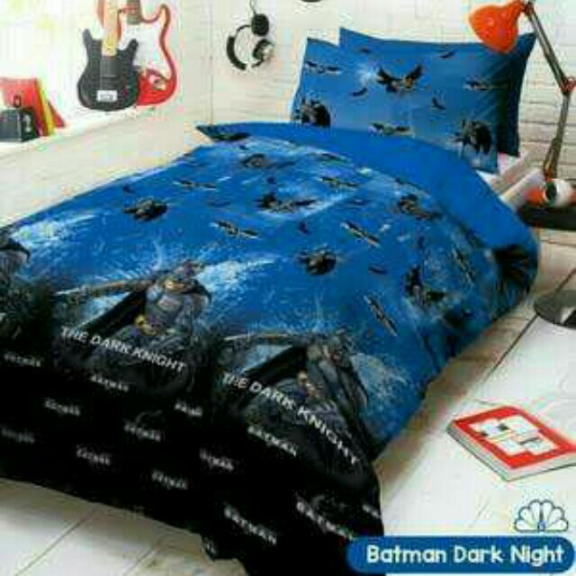 Bedcover Sett Batman The Dark Knight