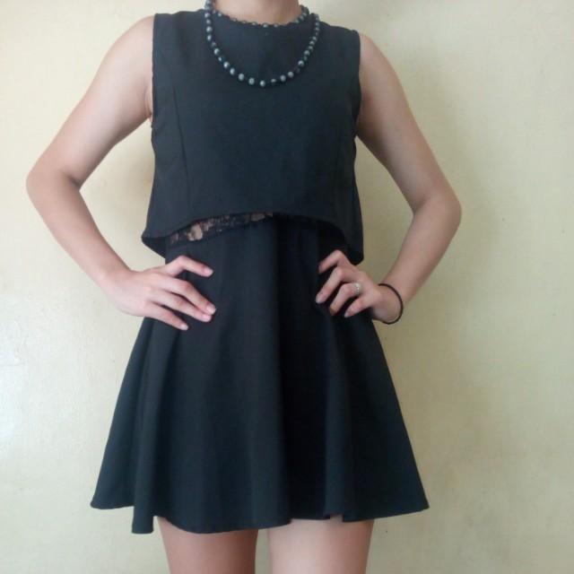 Bkack dress