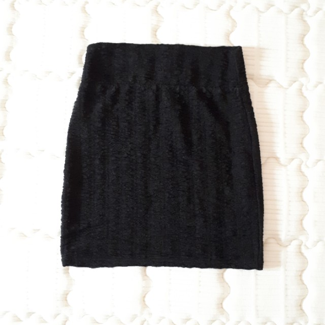 Black Mini Skirt Cotton On